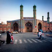 Herat Mosque.