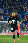 Marco Asensio Willemsen of Real Madrid in action during the La Liga 2017-18 match between RCD Espanyol and Real Madrid at RCDE Stadium on 27 February 2018 in Barcelona, Spain. Photo by Vicens Gimenez / Power Sport Images