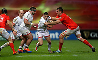9th November 2019 | Munster vs Ulster<br /> <br /> John Cooney during the Round 6 PRO14 League clash between Munster Rugby and Ulster Rugby at Thomond Park, Limerick, Ireland. Photo by John Dickson / DICKSONDIGITAL