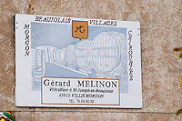 Domaine Melinon, Morgon, Beaujolais, France