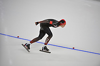 OLYMPIC GAMES: PYEONGCHANG: 10-02-2018, Gangneung Oval, Long Track, 3000m Ladies, Jiachen Hao (CHN), ©photo Martin de Jong
