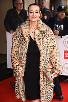 Luisa Bradshawe White<br /> arriving for theTRIC Awards 2020 at the Grosvenor House Hotel, London.<br /> <br /> ©Ash Knotek  D3561 10/03/2020
