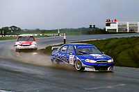1998 British Touring Car Championship. #55 Nigel Mansell (GBR). Ford Mondeo Racing. Ford Mondeo Ghia.