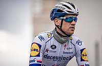 Zdenek Stybar (CZE/Deceuninck - QuickStep)<br /> <br /> Team Deceuninck-QuickStep january 2020 training camp in Calpe, Spain<br />  <br /> ©kramon