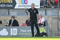 Leyton Orient manager Kenny Jackett during Leyton Orient vs Oldham Athletic, Sky Bet EFL League 2 Football at The Breyer Group Stadium on 11th September 2021