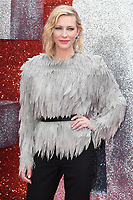 """Cate Blanchett<br /> arriving for the """"Ocean's 8"""" European premiere at the Cineworld Leicester Square, London<br /> <br /> ©Ash Knotek  D3408  13/06/2018"""