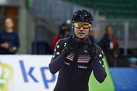 SPEEDSKATING: 12-02-2020, Utah Olympic Oval, ISU World Single Distances Speed Skating Championship, Joey Mantia (USA), ©Martin de Jong