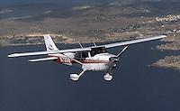 Airphotomalta Cessna Skyhawk 180 N73318.