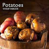 Potatoes | Potato Vegetables Food Pictures, Photos & Images