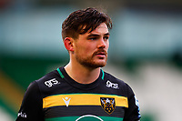 13th March 2021; Franklin's Gardens, Northampton, East Midlands, England; Premiership Rugby Union, Northampton Saints versus Sale Sharks; George Furbank of Northampton Saints