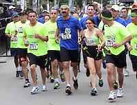 Carrera de Los Heroes 10K , 27-04-2014