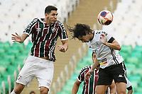Rio de Janeiro (RJ), 17/04/2021 - Fluminense-Botafogo - Nino jogador do Fluminense,durante partida contra o Botafogo,válida pela 10ª rodada da Taça Guanabara,realizada no Estádio Jornalista Mário Filho (Maracanã), na zona norte do Rio de Janeiro, neste sábado (17).