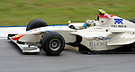 04 Apr 2009, Kuala Lumpur, Malaysia --- Barwa International Campos Team driver Sergio Perez of Mexico steers his car during the race 1 of the FIA GP2 Asia Series 2009 at the Sepang circuit, near Kuala Lumpur. Photo by Victor Fraile --- Image by © Victor Fraile / The Power of Sport Images