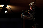 "Madrid,Spain - 16 10 2014- ""politics""-Former Spanish Socialist Leader Felipe Gonzalez during at the 40th anniversary ceremony of the Suresnes Congress (Foto: Guillermo Martinez /Bouza Press)"
