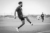 BRADENTON, FL - JANUARY 21: Eryk Williamson shoots the ball during a training session at IMG Academy on January 21, 2021 in Bradenton, Florida.