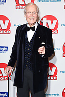 Nicholas Parsons<br /> at the TV Choice Awards 2018, Dorchester Hotel, London<br /> <br /> ©Ash Knotek  D3428  10/09/2018