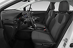 Front seat view of 2019 Opel Crossland-X Edition 5 Door SUV Front Seat  car photos