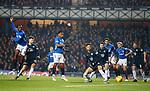 27.02.2019 Rangers v Dundee: Glen Kamara scores for Rangers