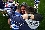 Auckland 1A 1st XV Final,St Kents v Sacred Heart, Eden Park Auckland, New Zealand, Saturday 26 Auguat 2017. Photo: Simon Watts/www.bwmedia.co.nz