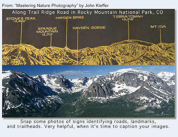 "Driving Trail Ridge Road should be on everyone's ""bucket list.""<br />