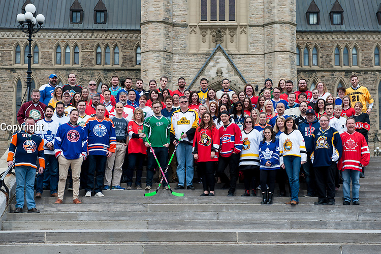 staff who support Conservative Caucus in Ottawa stand in solidarity with the broncos community today by wearing #JerseysForHumboldt. The thoughts of our whole team are with the loved ones of those touched by the tragedy.April 12, 2018