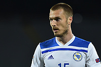 Toni Sunjic of Bosnia during the Uefa Nation League Group Stage A1 football match between Italy and Bosnia at Artemio Franchi Stadium in Firenze (Italy), September, 4, 2020. Photo Massimo Insabato / Insidefoto