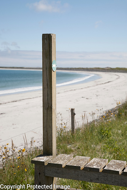 Whitemill Bay Beach, Sanday; Orkney Islands Scotland