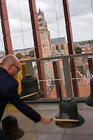 Belgique, Flandre-Occidentale, Bruges: Le Concertgebouw est un centre international de musique et des arts scéniques - La Sound Factory // Belgium, Western Flanders, Bruges, Concertgebouw Bruges International podium for music and dance - The  Sound Factory