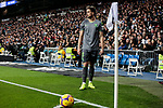 Real Sociedad's Adnan Januzaj during La Liga match between Real Madrid and Real Sociedad at Santiago Bernabeu Stadium in Madrid, Spain. January 06, 2019. (ALTERPHOTOS/A. Perez Meca)<br />  (ALTERPHOTOS/A. Perez Meca)
