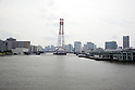 New Bridge on Sumida river in preparation for 2020 Tokyo Olympic Games