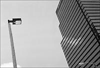 Building on Brickell in Miami, 2009.
