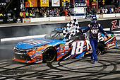 NASCAR XFINITY Series<br /> Food City 300<br /> Bristol Motor Speedway, Bristol, TN USA<br /> Friday 18 August 2017<br /> Kyle Busch, NOS Rowdy Toyota Camry<br /> World Copyright: Matthew T. Thacker<br /> LAT Images