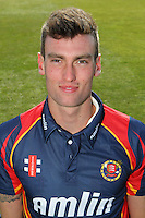Reece Topley of Essex CCC in Friends Life T20 Kit - Essex County Cricket Club Press Day at the Essex County Ground, Chelmsford, Essex - 02/04/13 - MANDATORY CREDIT: Gavin Ellis/TGSPHOTO - Self billing applies where appropriate - 0845 094 6026 - contact@tgsphoto.co.uk - NO UNPAID USE.