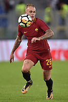 Rick Karsdorp Roma <br /> Roma 25-10-2017 Stadio Olimpico Football Calcio Serie A 2017/2018 AS Roma - Crotone Foto Andrea Staccioli / Insidefoto