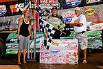 Aug 15, 2010; 1:07:47 AM; Union, KY., USA; TheSunoco Race Fuels North/South 100î running a 50,000-to-win event presented by Lucas Oil at Florence Speedway in Union, KY. Mandatory Credit: (thesportswire.net)