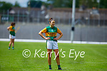 Louise Galvin in action for Kerry V Wexford in the Lidl LGFA National football league game in Fitzgerald Stadium Killarney on Sunday.