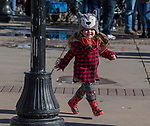 A photograph during the Sparks Hometowne Christmas Parade on Saturday, Dec. 1, 2018.