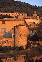 Europe/France/Provence-Alpes-Côte d'Azur/84/Vaucluse/Gigondas (AOC Côtes-du-Rhône-Village): La maison du vigneron