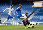 13.02.2021 Rangers v Kilmarnock: James Tavernier gets the ball in the net but is flagged for offside