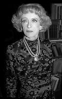 Betty Davis 1978<br /> Photo by Adam Scull/PHOTOlink.net