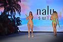 MIAMI BEACH, FLORIDA - JULY 11: Designer Johanna Chone walks the runway during Nalu Swimwear by Model Turned Designer Johanna Chone fashion show at Miami Beach Swim Week at The Paraiso Tent on July 11, 2021 in Miami Beach, Florida.   ( Photo by Johnny Louis / jlnphotography.com )
