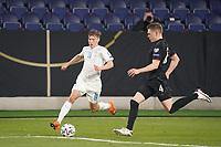 Alsons Sampsted (Island Iceland) - 25.03.2021: WM-Qualifikationsspiel Deutschland gegen Island, Schauinsland Arena Duisburg