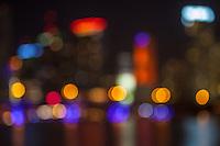 City Bokeh