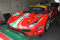 #52 AF CORSE ITA LMGTE Pro/Ferrari 488 GTE EVO Daniel Serra (BRA)/Miguel Molina (ESP)/Sam Bird (GBR)