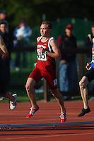 4 May 2008: Stanford Cardinal Lauren Jespersen during Stanford's Payton Jordan Cardinal Invitational at Cobb Track & Angell Field in Stanford, CA.