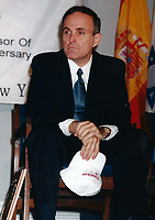 Rudy Giuliani 1998<br /> Photo to By John Barrett-PHOTOlink