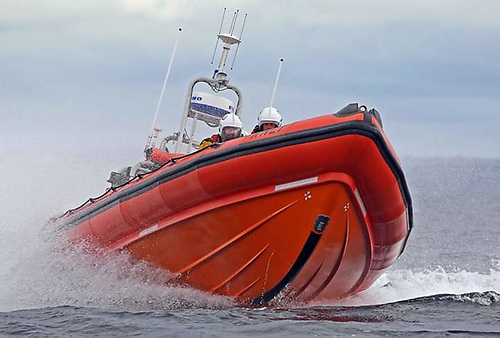 Youghal RNLI lifeboat