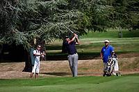 Preston Tatana. Day one of the Brian Green Property Group NZ Super 6s Manawatu at Manawatu Golf Club in Palmerston North, New Zealand on Thursday, 25 February 2021. Photo: Dave Lintott / lintottphoto.co.nz