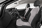 Front seat view of a 2015 Volkswagen GOLF e-Golf 5 Door Hatchback 2WD Front Seat car photos