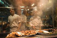 Türkei, Restaurant im Stadtteil Beyoglu  in Istanbul